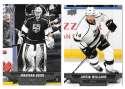 2013-14 Upper Deck (Base) Hockey Team Set - Los Angeles Kings