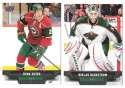 2013-14 Upper Deck (Base) Hockey Team Set - Minnesota Wild