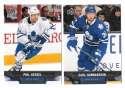 2013-14 Upper Deck (Base) Hockey Team Set - Toronto Maple Leafs