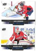 2013-14 Upper Deck (Base) Hockey Team Set - Washington Capitals