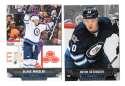 2013-14 Upper Deck (Base) Hockey Team Set - Winnipeg Jets