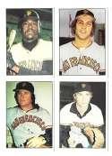 1976 SSPC - SAN FRANCISCO GIANTS Team Set