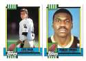 1990 Topps Traded Football - NEW ORLEANS SAINTS