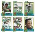 1990 Topps Traded Football - NEW YORK JETS