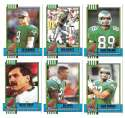 1990 Topps Traded Football - PHILADELPHIA EAGLES