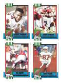 1990 Topps Traded Football - PHOENIX CARDINALS