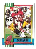 1990 Topps Traded Football - SAN FRANCISCO 49ERS