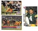 1992 Pro Set Football Team Set - GREEN BAY PACKERS