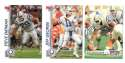 1992 Pro Set Football Team Set - INDIANAPOLIS COLTS