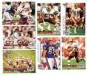1992 Pro Set Football Team Set - WASHINGTON REDSKINS