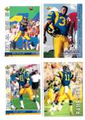1993 Upper Deck Football Team Set - LOS ANGELES RAMS