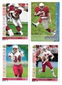 1993 Upper Deck Football Team Set - PHOENIX CARDINALS