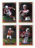 2006 Topps Chrome (1-270) Football Team Set - ARIZONA CARDINALS