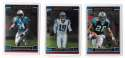 2006 Topps Chrome (1-270) Football Team Set - CAROLINA PANTHERS