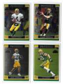 2006 Topps Chrome (1-270) Football Team Set - GREEN BAY PACKERS