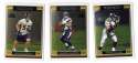 2006 Topps Chrome (1-270) Football Team Set - MINNESOTA VIKINGS
