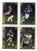 2006 Topps Chrome (1-270) Football Team Set - SAN DIEGO CHARGERS