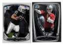 2014 Bowman Chrome Football Team Set - OAKLAND RAIDERS