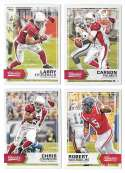 2016 Panini Classics (1-300) Football Team Set - ARIZONA CARDINALS