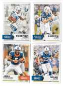 2016 Panini Classics (1-300) Football Team Set - INDIANAPOLIS COLTS
