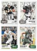 2016 Panini Classics (1-300) Football Team Set - OAKLAND RAIDERS