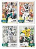 2016 Panini Classics (1-300) Football Team Set - PHILADELPHIA EAGLES