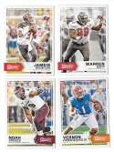 2016 Panini Classics (1-300) Football Team Set - TAMPA BAY BUCCANEERS