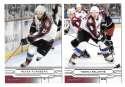 2004-05 Upper Deck Base (1-180) Hockey Team Set - Colorado Avalanche