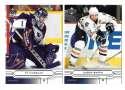 2004-05 Upper Deck Base (1-180) Hockey Team Set - Edmonton Oilers