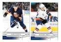2004-05 Upper Deck Base (1-180) Hockey Team Set - New York Islanders