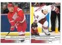 2004-05 Upper Deck Base (1-180) Hockey Team Set - Phoenix Coyotes