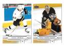 2004-05 Upper Deck Base (1-180) Hockey Team Set - Pittsburgh Penguins