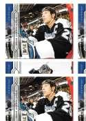 2004-05 Upper Deck Base (1-180) Hockey Team Set - Tampa Bay Lightning