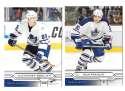 2004-05 Upper Deck Base (1-180) Hockey Team Set - Toronto Maple Leafs