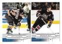 2004-05 Upper Deck Base (1-180) Hockey Team Set - Washington Capitals