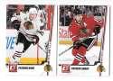 2010-11 Donruss (1-250) Hockey Team Set - Chicago Blackhawks
