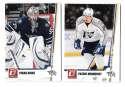 2010-11 Donruss (1-250) Hockey Team Set - Nashville Predators
