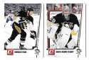 2010-11 Donruss (1-250) Hockey Team Set - Pittsburgh Penguins