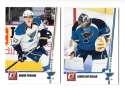 2010-11 Donruss (1-250) Hockey Team Set - St. Louis Blues