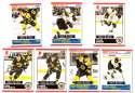 2010-11 Score Rookies and Traded Hockey - Boston Bruins