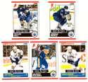 2010-11 Score Rookies and Traded Hockey - Edmonton Oilers