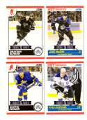 2010-11 Score Rookies and Traded Hockey - Los Angeles Kings