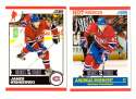 2010-11 Score Rookies and Traded Hockey - Montreal Canadiens