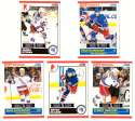2010-11 Score Rookies and Traded Hockey - New York Rangers