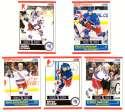 2010-11 Score Rookies and Traded Hockey - New York Rangers