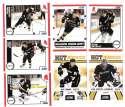 2010-11 Score (1-550) Hockey Team Set - Anaheim Ducks