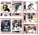 2010-11 Score (1-550) Hockey Team Set - Atlanta Thrashers