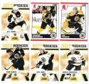 2010-11 Score (1-550) Hockey Team Set - Boston Bruins