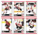 2010-11 Score (1-550) Hockey Team Set - Calgary Flames