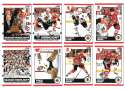 2010-11 Score (1-550) Hockey Team Set - Chicago Blackhawks